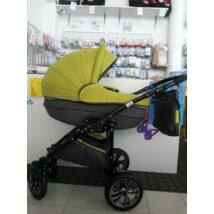 Berry Baby Lux 3in1 Pram Set ( with adapter and carrier): Z-18