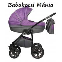 Berry Baby Lux 3in1 Pram Set( with adapter and carrier): Z-19