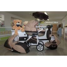 Berry Baby Lux 3in1 Pram Set (with adapter and carrier): Z-2