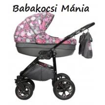 Berry Baby Lux 3in1 Pram Set (with adapter and carrier): Z-9