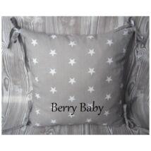 PUFFY Bumper: Gray Stars