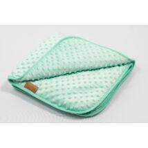 MInky Baby Blankets 90x168 cm: Mint