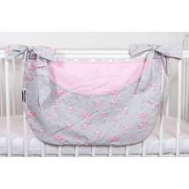 SMILE Diaper Storage: Rose Ballerina