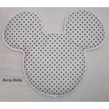 Little Pillow: Minnie Fantasy (black dots)