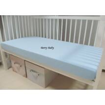 BASIC Cotton Sheet 60x120 cm: Baby Blue