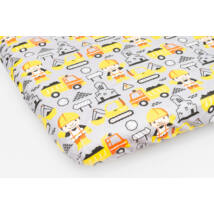 EXCLUSIVE Sheet for 60x120 cm Baby Bed: BOB