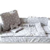 BASIC Bedding Set-gray crown