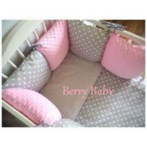 LUXURY Bedding Set: Bubble Rose