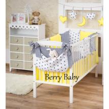 LUXURY Bedding Set: Citron