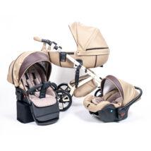 Berry Baby - Sojan KUGA Limited full ECO Multifunctional Pram Set: Chocolate Line