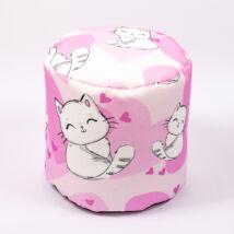 Bean Bag Pouffe: Diamond Sweet Kitty