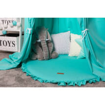 FRILLY Playing Mat: Mint