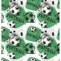 INFINITE Playing Mat: Football (You got to choose the size!!!)