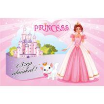 INFINITE Playing Mat: Princess(90x140 cm)