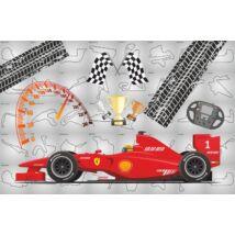 INFINITE Playing Mat: Formula 1 (90x140 cm)