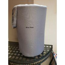 Laundry Basket- Toy Storage: Gray