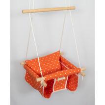 Jumper Swing: Orange Dots