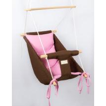 Wonder Swing: Chocolate- Rose