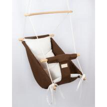 Wonder Swing: Chocolate- White