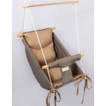 Wonder Swing: Gray- Beige