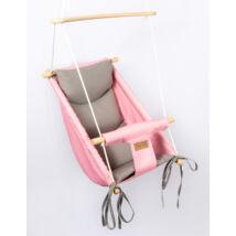 Wonder Swing: Rose- Gray