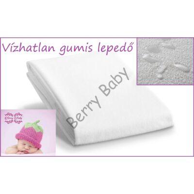 Berry Baby Vízhatlan matracvédő 60x120 cm-es kiságyba- TELJES FEKVŐ FELÜLETRE