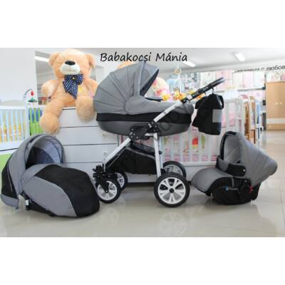 Berry Baby Lux 3in1 Pram Set (with adapter and carrier): Z-21