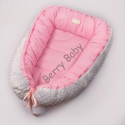 Berry Baby MINKY Babynest