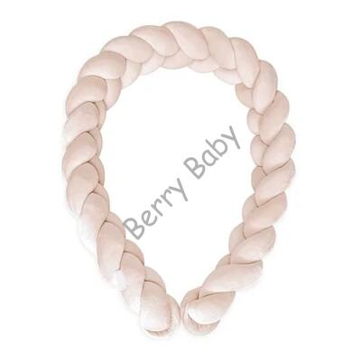 Berry Baby Braided Bumper