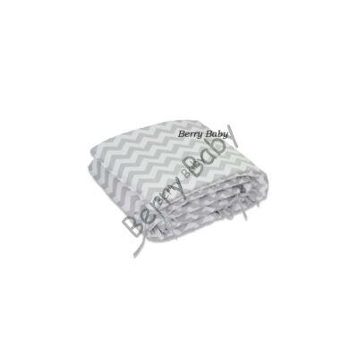 CLASSIC Bumper: Gray Crisscross