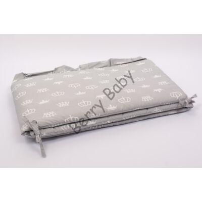 CLASSIC Bumper: Gray Crowns