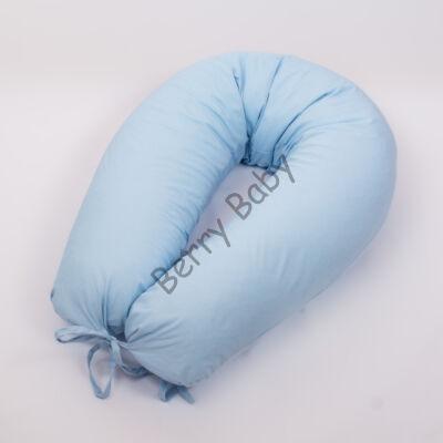 CLASSIC Nursing Pillow Cover: Baby Blue