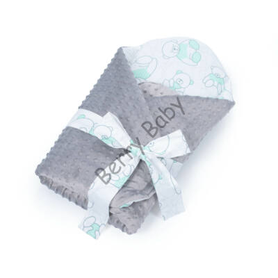 Berry Baby Minky Swaddling Clothes