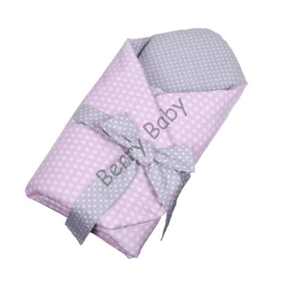 Berry Baby Cococnut Swaddling Clothes Stars and Dots Collection