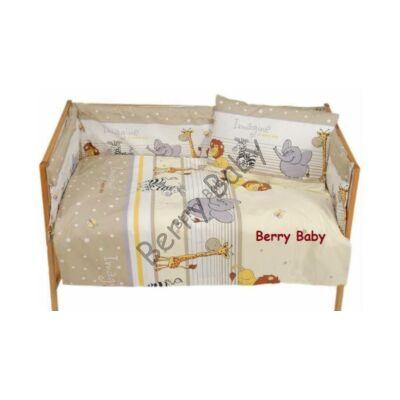 BASIC Bedding Set: Brown Safari