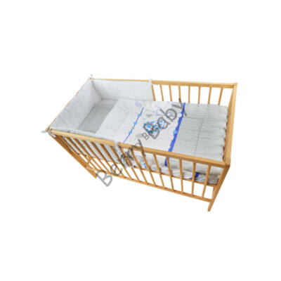 BASIC Bedding Set: Blue ZOO
