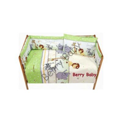 BASIC Bedding Set: Green Safari