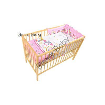 BASIC Bedding Set: Big Rose Owl