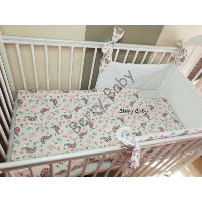 MINKY Bedding Set: