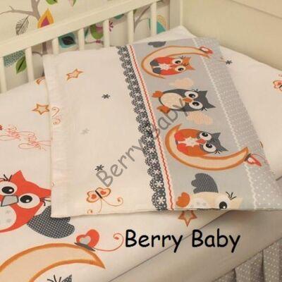 Cover Sets for Kindergarteners: Orange Owl