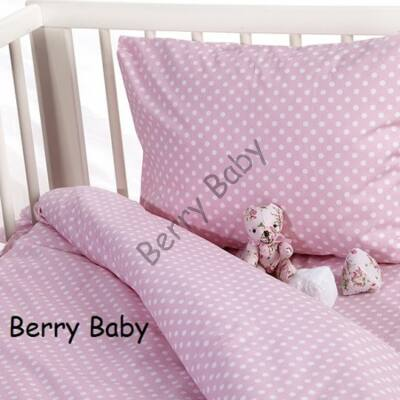 Cover Sets for Kindergarteners: Baby Rose Dots