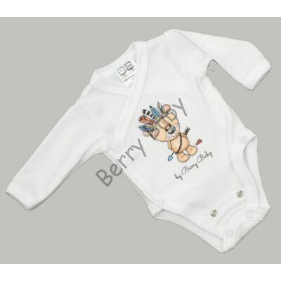 Premium bodysuit: 50-56 (newborn): Bear