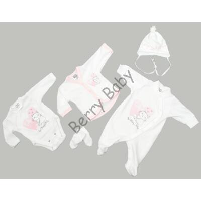 Premium 5 pieces homecoming clothes set- Lovely Cat- 56