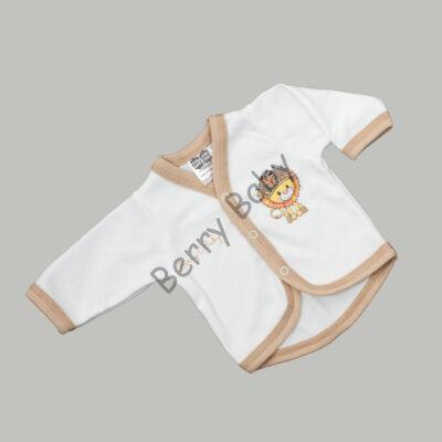 Little Jacket- homecoming- newborn : 50  Lion