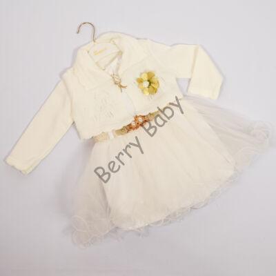2 parts Elegant Dress for Little Girls- 4 years