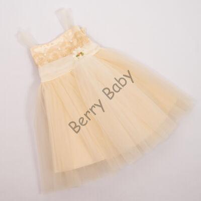 Elegant Dress for Little Girls- 3 years