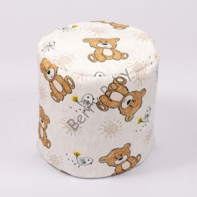 Bean Bag Pouffe: Diamond Bear