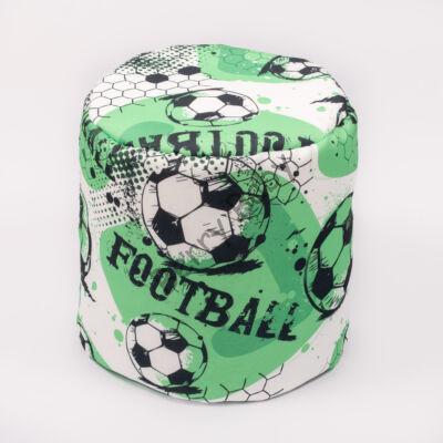 Bean Bag Pouffe: Diamond Football