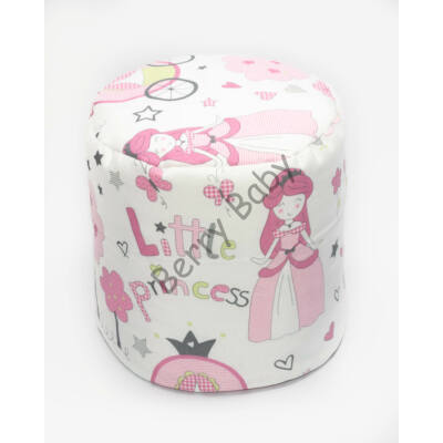 Bean Bag Pouffe: Little Princess