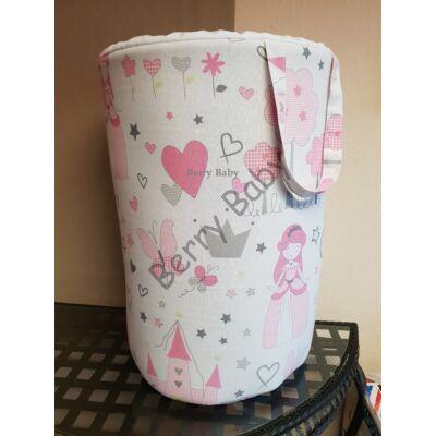 Laundry Basket- Toy Storage: LIttle Princess